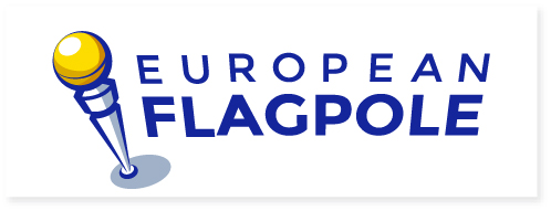 EUROPEAN FLAGPOLE