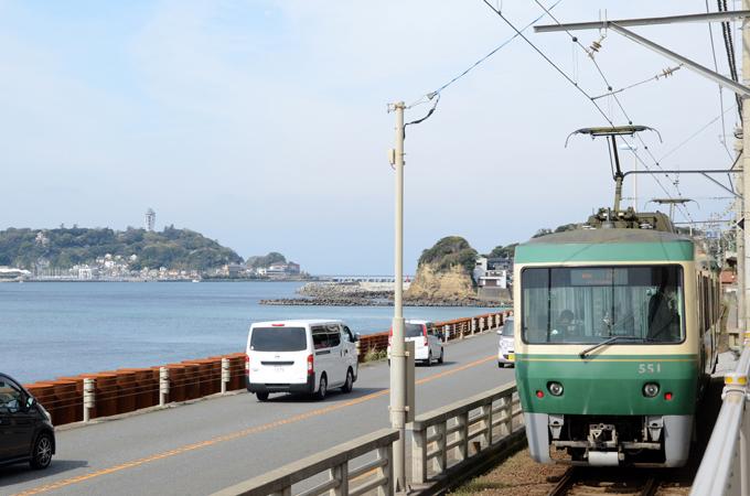 湘南屈指の観光都市/藤沢市に和むサンバリカー