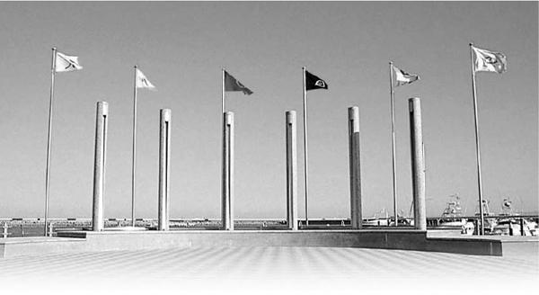 旗と旗竿の基礎知識